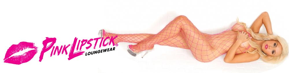 header pink lipstick