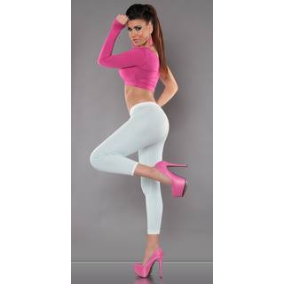 Fashion Leggings/Homewear Pants 00099 mint