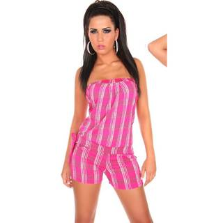 Designer-Overall 3300 pink